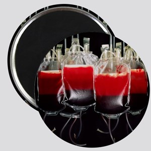 Suspended blood bags - 2.25