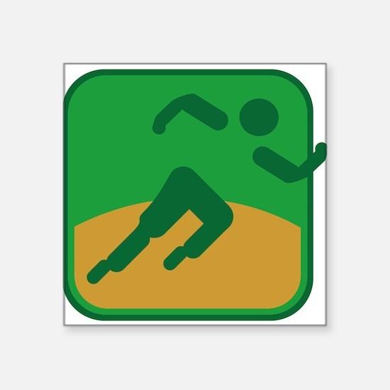 Leichtathletik Sticker