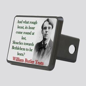 And What Rough Beast - Yeats Hitch Cover