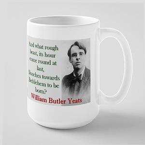 And What Rough Beast - Yeats Mugs