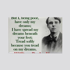 But I Being Poor Have Only My Dreams - Yeats Magne