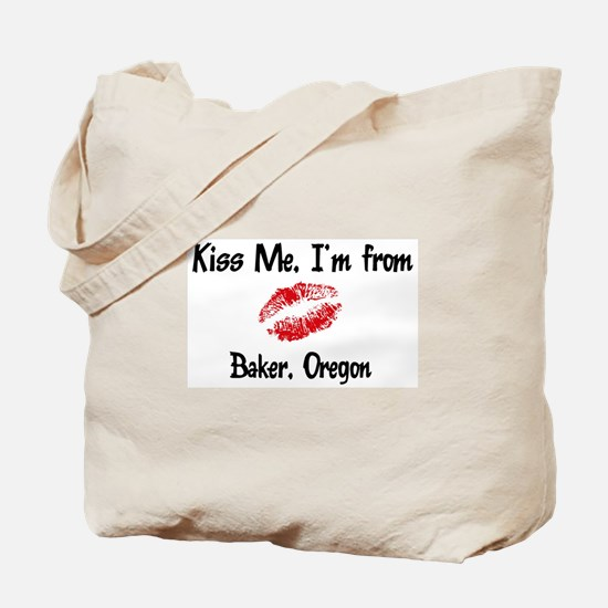 Baker - Kiss Me Tote Bag