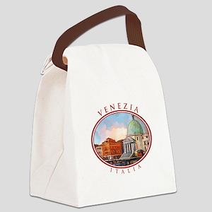 San Simeone Piccolo (Venice) Canvas Lunch Bag