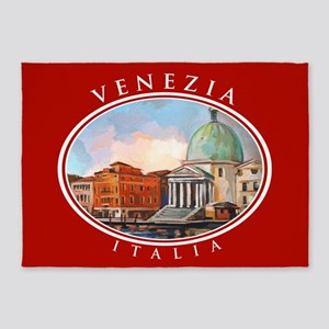 San Simeone Piccolo (Venice) 5'x7'Area Rug