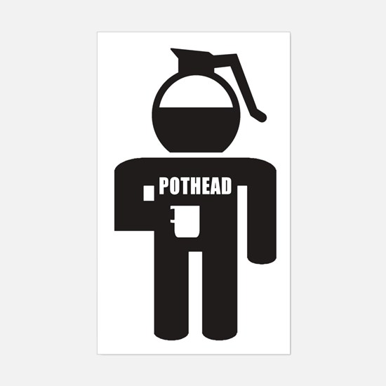 Pothead Decal