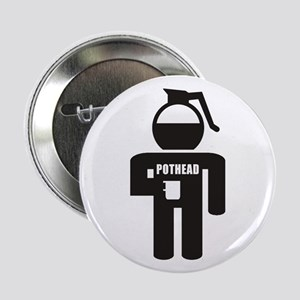 """Pothead 2.25"""" Button"""