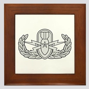 EOD Senior Framed Tile