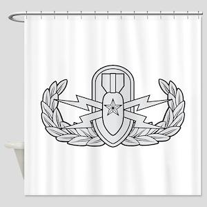 EOD Senior Shower Curtain