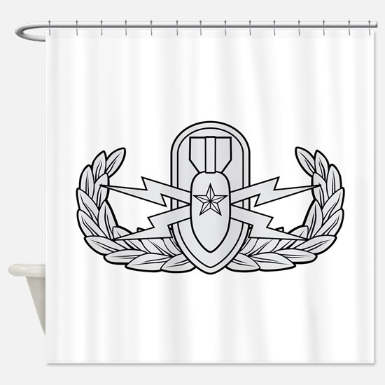 EOD Senior Shower Curtain