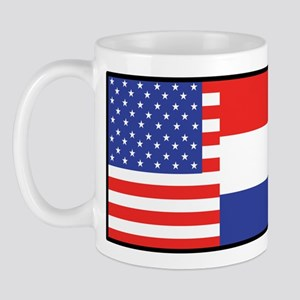 USA/Holland Mug