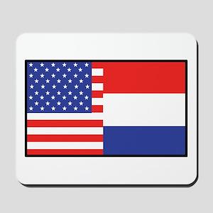 USA/Holland Mousepad