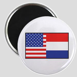 USA/Holland Magnet