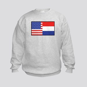 USA/Holland Kids Sweatshirt