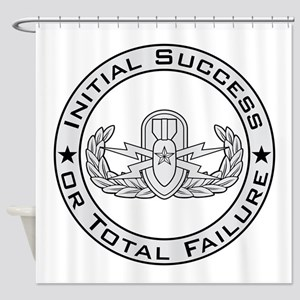 EOD Senior ISoTF Shower Curtain