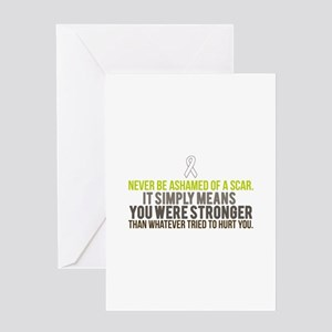 Hospital greeting cards cafepress stronger greeting card m4hsunfo