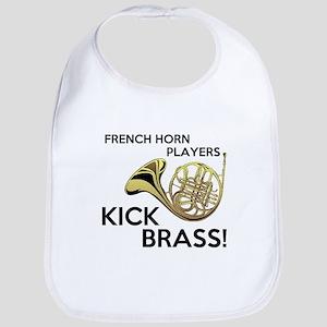 Horn Players Kick Brass Bib