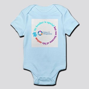 Brother with Autism Infant Bodysuit