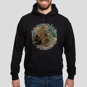 Sasquatch Hoodie (dark)