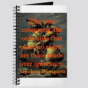 The True Conquests - Napoleon Journal