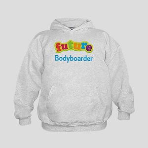 Future Bodyboarder Kids Hoodie