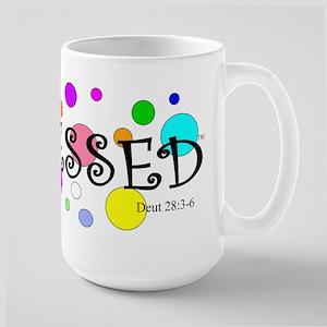 Blessed Large Mug