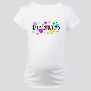 Blessed Maternity T-Shirt