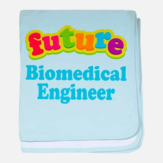 Future Biomedical Engineer baby blanket