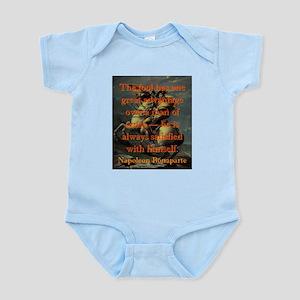 The Fool Has One Great Advantage - Napoleon Infant