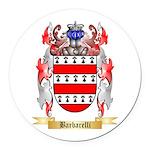 Barbarelli Round Car Magnet