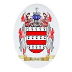 Barbarelli Ornament (Oval)