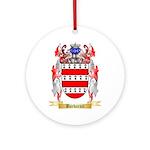Barbaraci Ornament (Round)