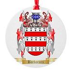 Barbaracci Round Ornament