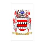 Barbaracci Sticker (Rectangle)