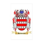 Barbaracci Sticker (Rectangle 50 pk)