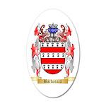 Barbaracci 35x21 Oval Wall Decal