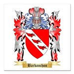 Barbanchon Square Car Magnet 3
