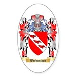 Barbanchon Sticker (Oval)