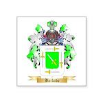 Barbado Square Sticker 3