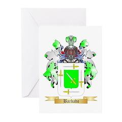 Barbado Greeting Cards (Pk of 20)