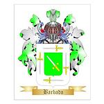 Barbado Small Poster