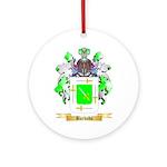 Barbado Ornament (Round)
