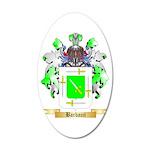 Barbacci 20x12 Oval Wall Decal