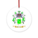 Barbacci Ornament (Round)