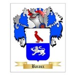 Baraux Small Poster
