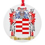 Barattucci Round Ornament