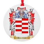 Barattoni Round Ornament