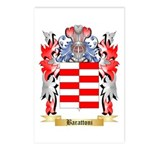 Barattoni Postcards (Package of 8)