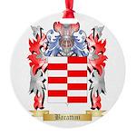 Barattini Round Ornament