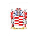 Barattini Sticker (Rectangle)