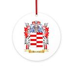 Barattini Ornament (Round)